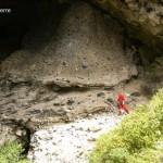 Grotte de la moraine